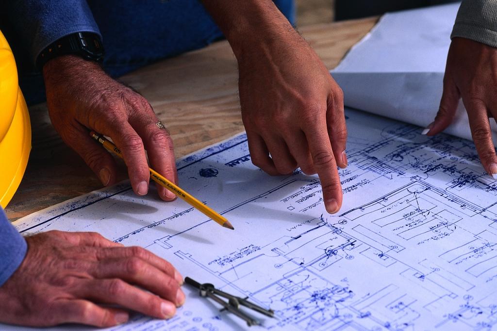 Примеры технических заданий на проектирование объектов